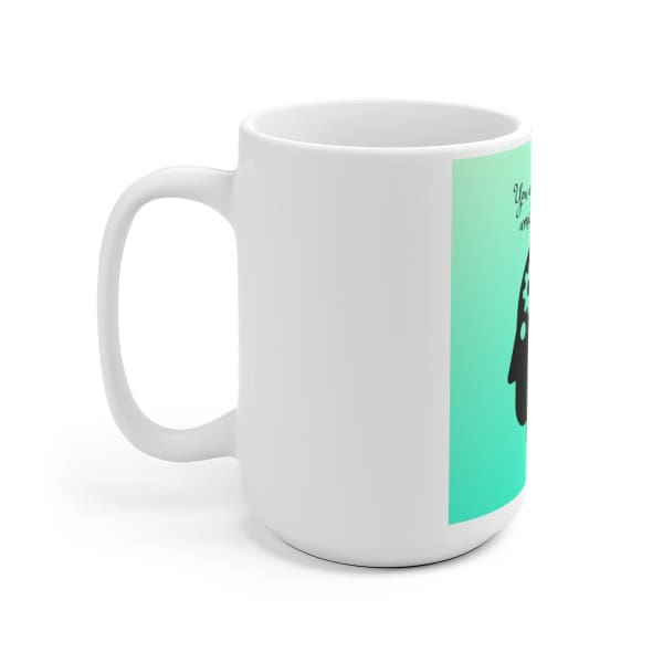Mantra Mugs for Kids - Mug 11 oz 15 oz Home & Living Mugs White base