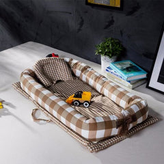 Newborn Travel Co-Sleeping Bassinet - D