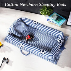Newborn Travel Co-Sleeping Bassinet