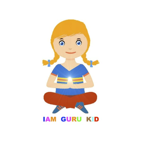 Nursery Wall Decal - IAM GURU KID
