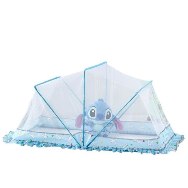 Summer Infant Baby Mosquito Net - blue / 105x60x52cm