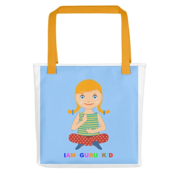 Tote Bag for Cool Girls - Yellow - bag