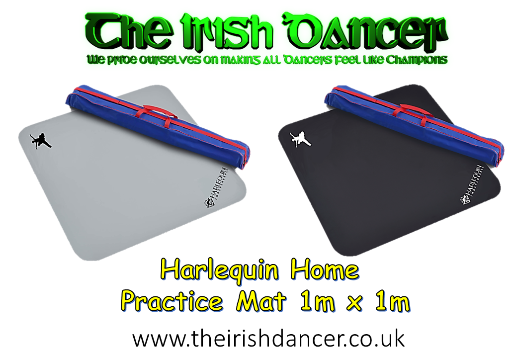 Harlequin Practice Mat 1m x 1m for £5!! - only 40 tickets available - 1 winning number