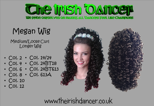 Megan Loose Curl Long Wig