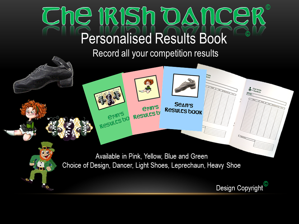 Feis Results Book
