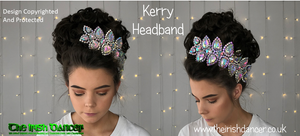 Kerry Crystal Headband