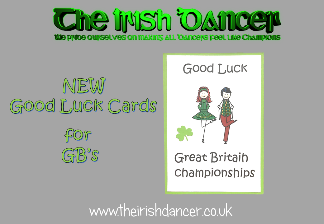Good Luck Card for Great Britain Championship