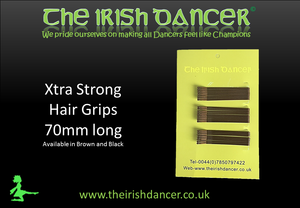 Extra Strong 70mm Hair Grips