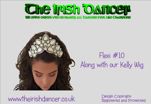 Flexi Crystal Headband #10