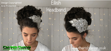 Load image into Gallery viewer, Eilish Flexi Crystal Headband