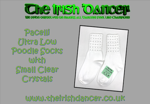 Pacelli Ultra Low with Small Clear Stones
