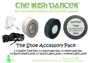 The Shoe Accessory Pack