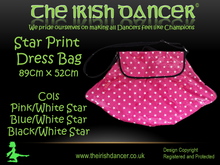 Load image into Gallery viewer, Star Dress Bag