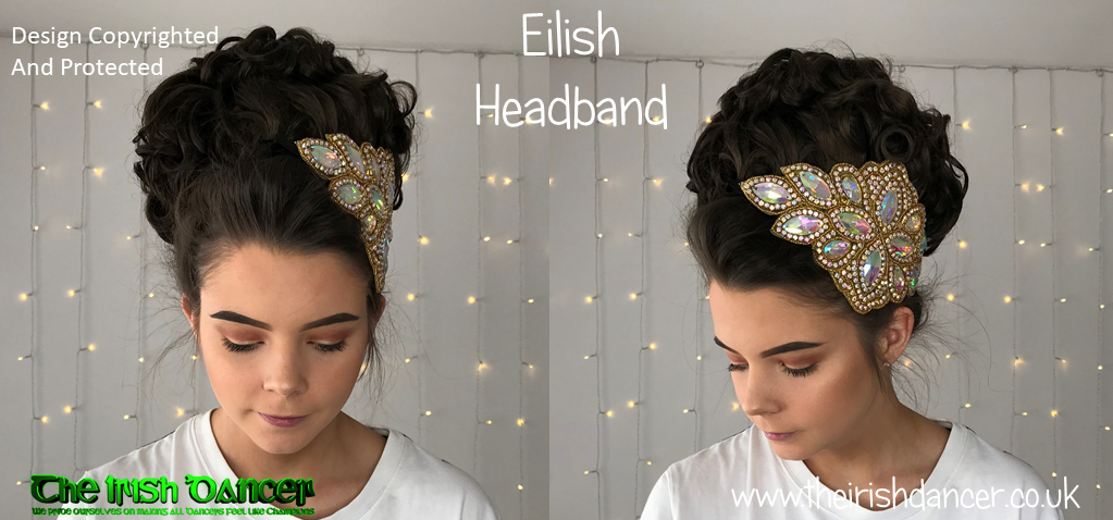 Eilish Flexi Crystal Headband