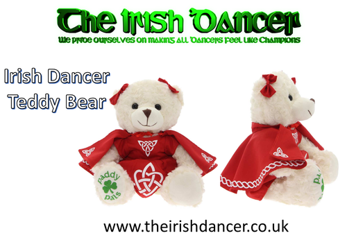 Irish Dancer Teddy Bear