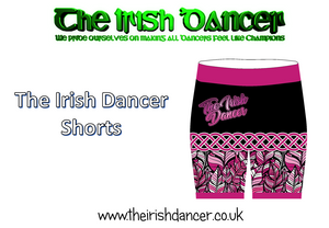 The Irish Dancer Shorts