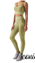 Load image into Gallery viewer, Leggings - Snake design Leggings