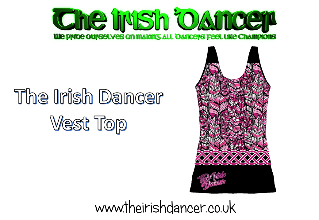 The Irish Dancer Vest Top