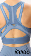 Load image into Gallery viewer, Sports Bra - Lined design Sports Top