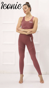 Sports Bra - Lined design Sports Top