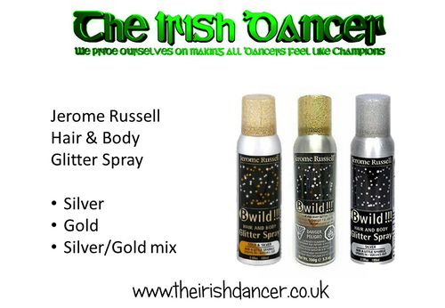 Jerome Russell Glitter Spray