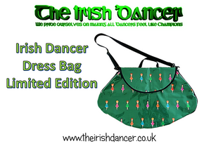 Irish Dancer Dress Bag - Pre-Order - Limited Edition
