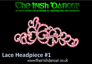 Lace Headpiece #1