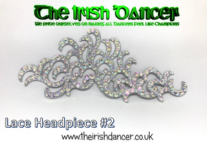 Lace Headpiece #2