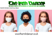 Load image into Gallery viewer, Bloch B-Safe Face Mask - Child