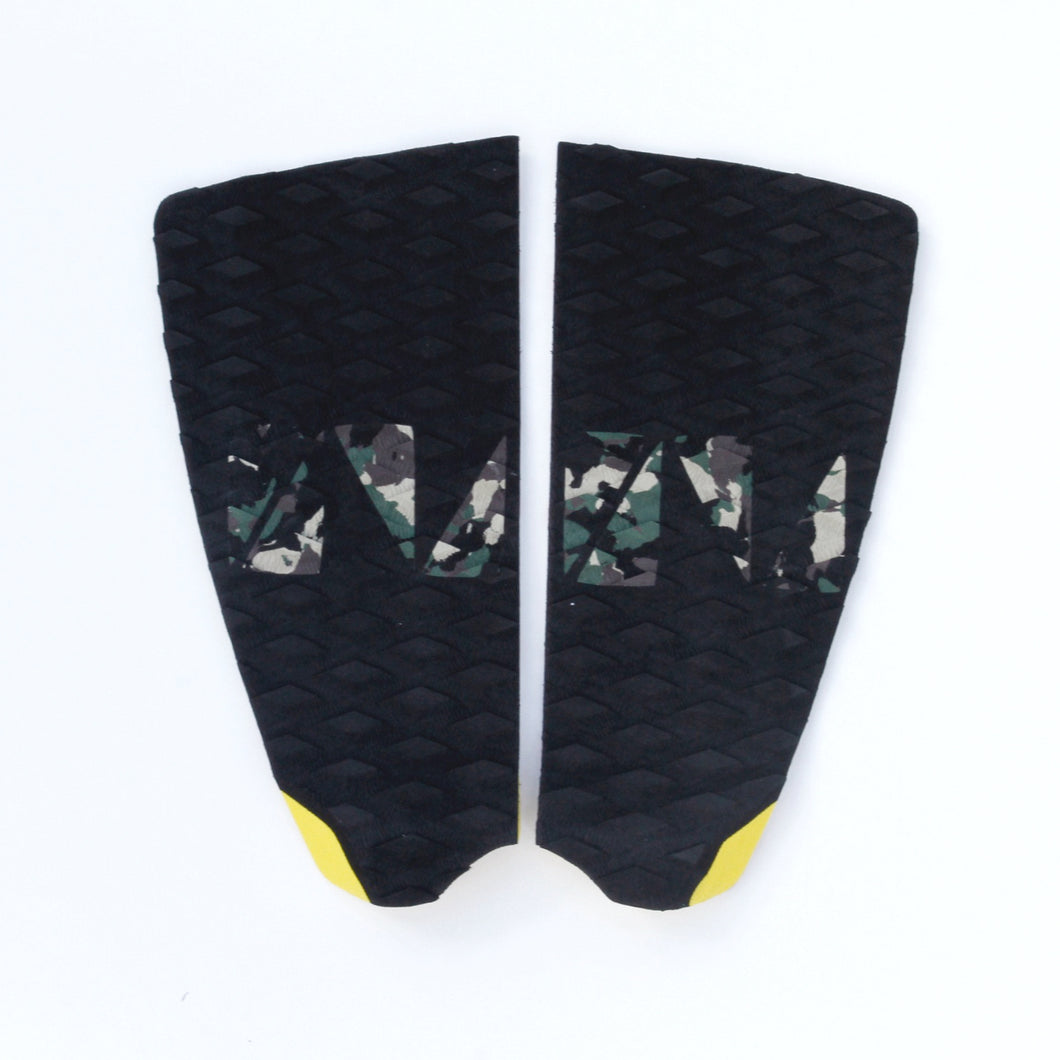 Two piece ROYAL traction pad in Camo