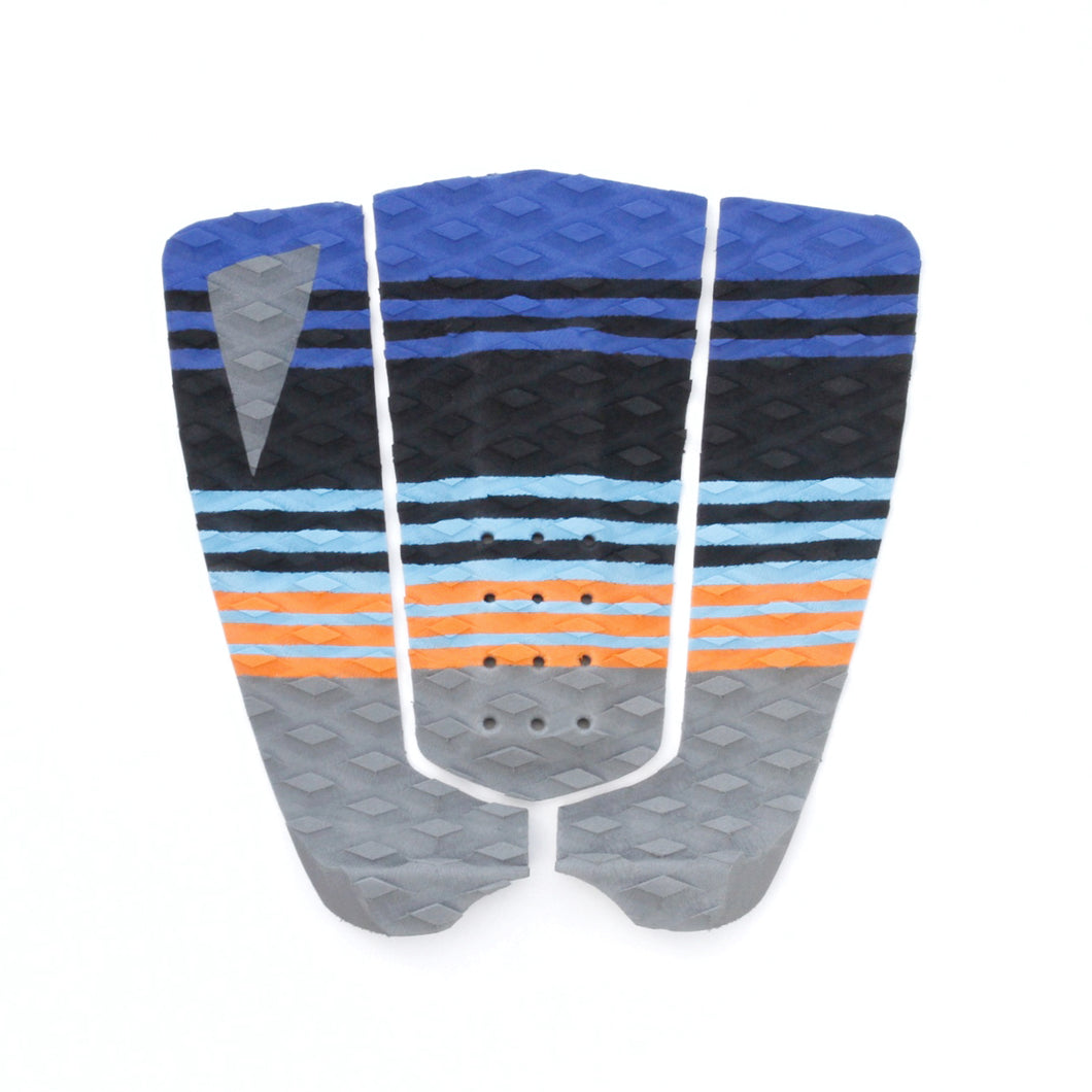 Three piece TRAK traction pad in Stripe
