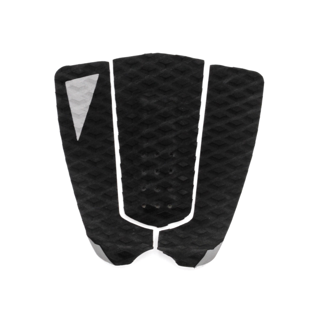 Three piece TRAK traction pad in Black/Grey