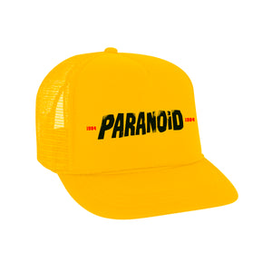 Paranoid Hat (Yellow)