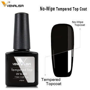 Venalisa™  7.5 ml No-Sticky Tempered Glass Top Coat