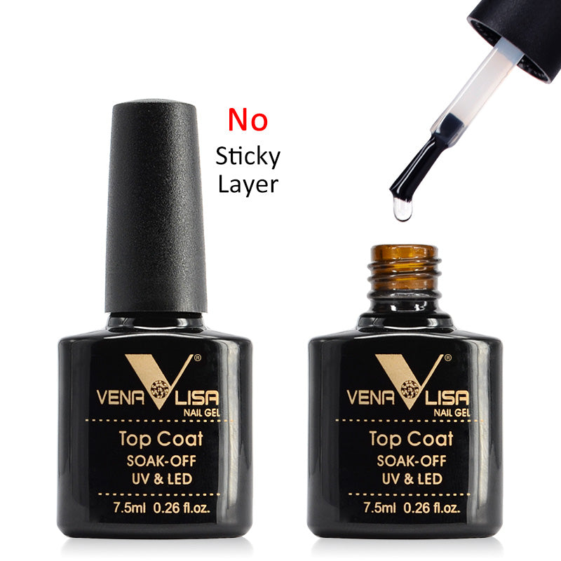 Venalisa™ Luxury Faux Fur Effect Nail Painting Gel Polish