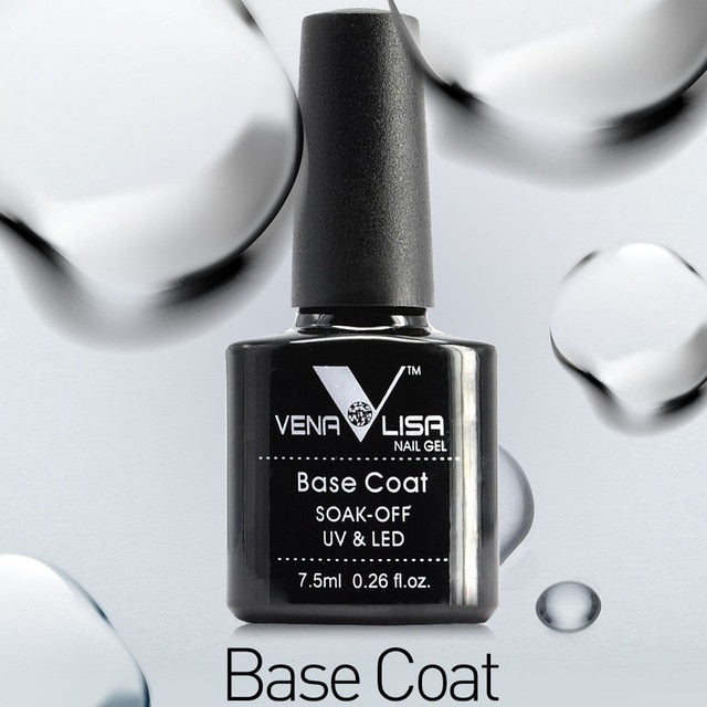 Venalisa™ 7.5 ml No Sticky Soak off Base Coat