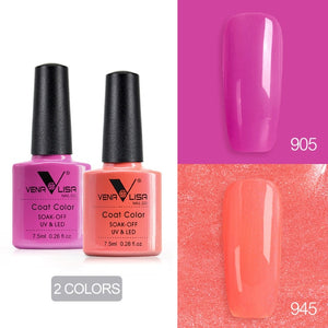 Venalisa™ 7.5ml Nail Gel Polish Twin Colors (941-960)