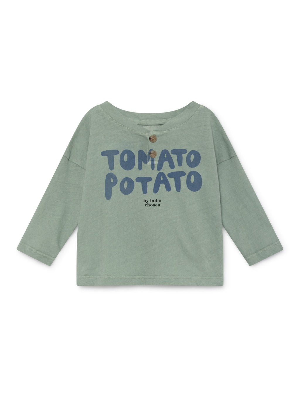 Tomato Potato Buttons T-Shirt