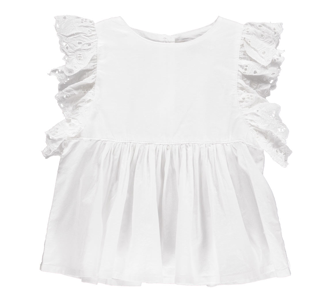 Cotton Frill Top