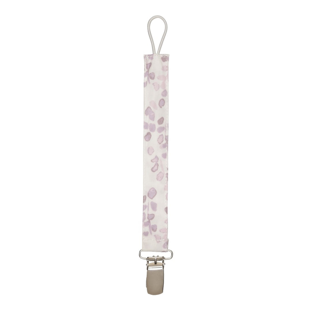 Pacifier Clip - Leaves