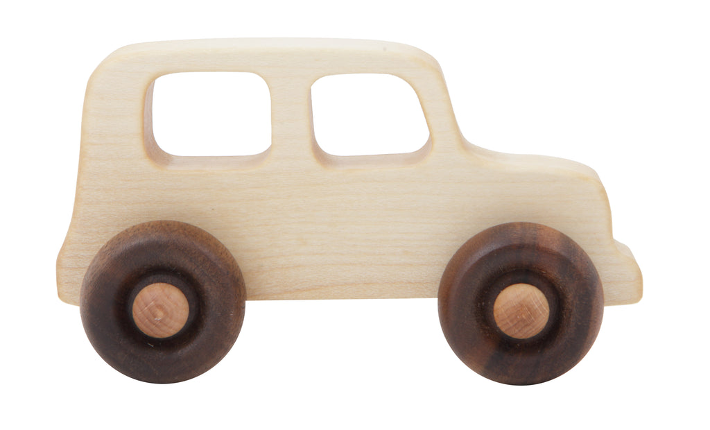 Wooden Offroad Vehicle