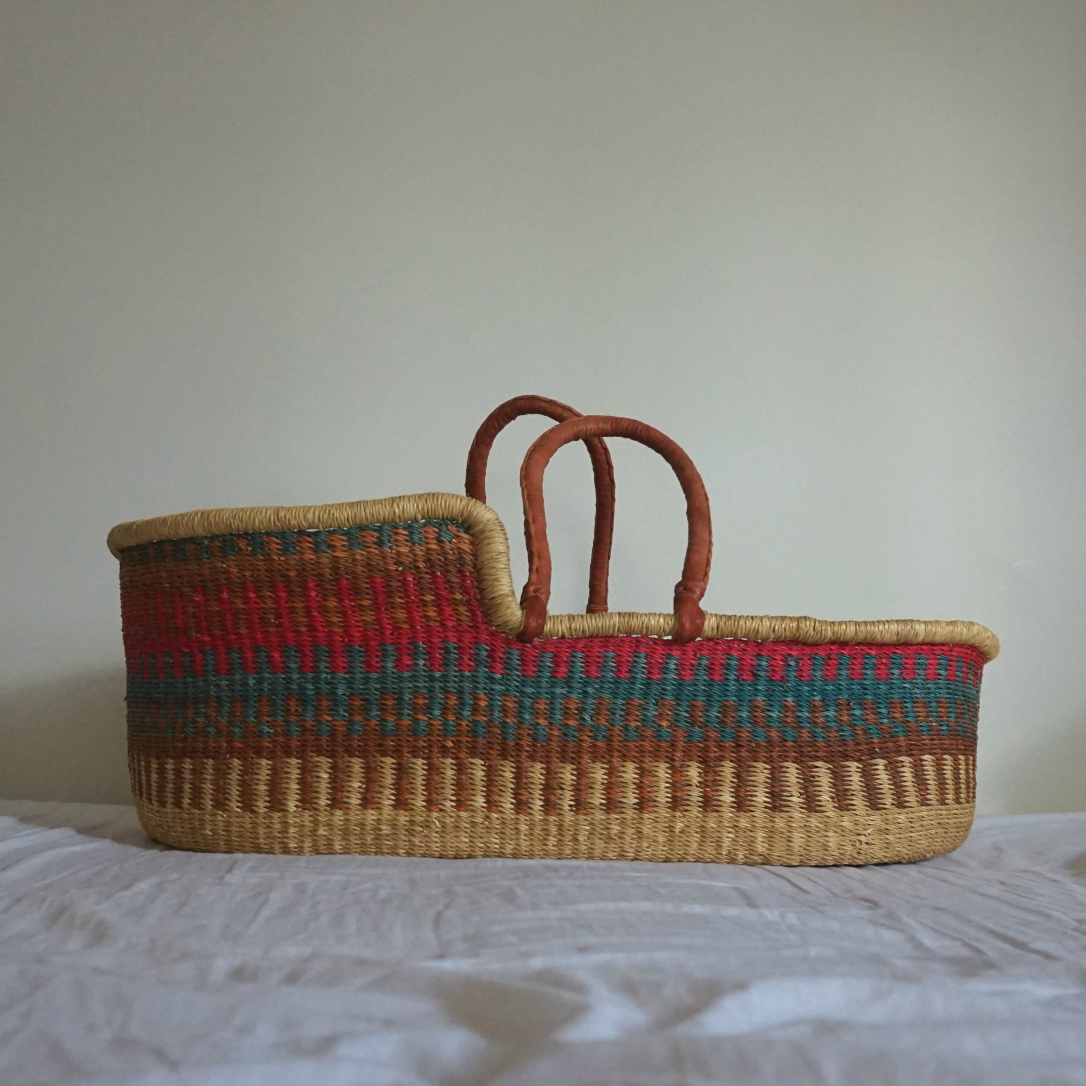 Baby Basket - Pattern #1