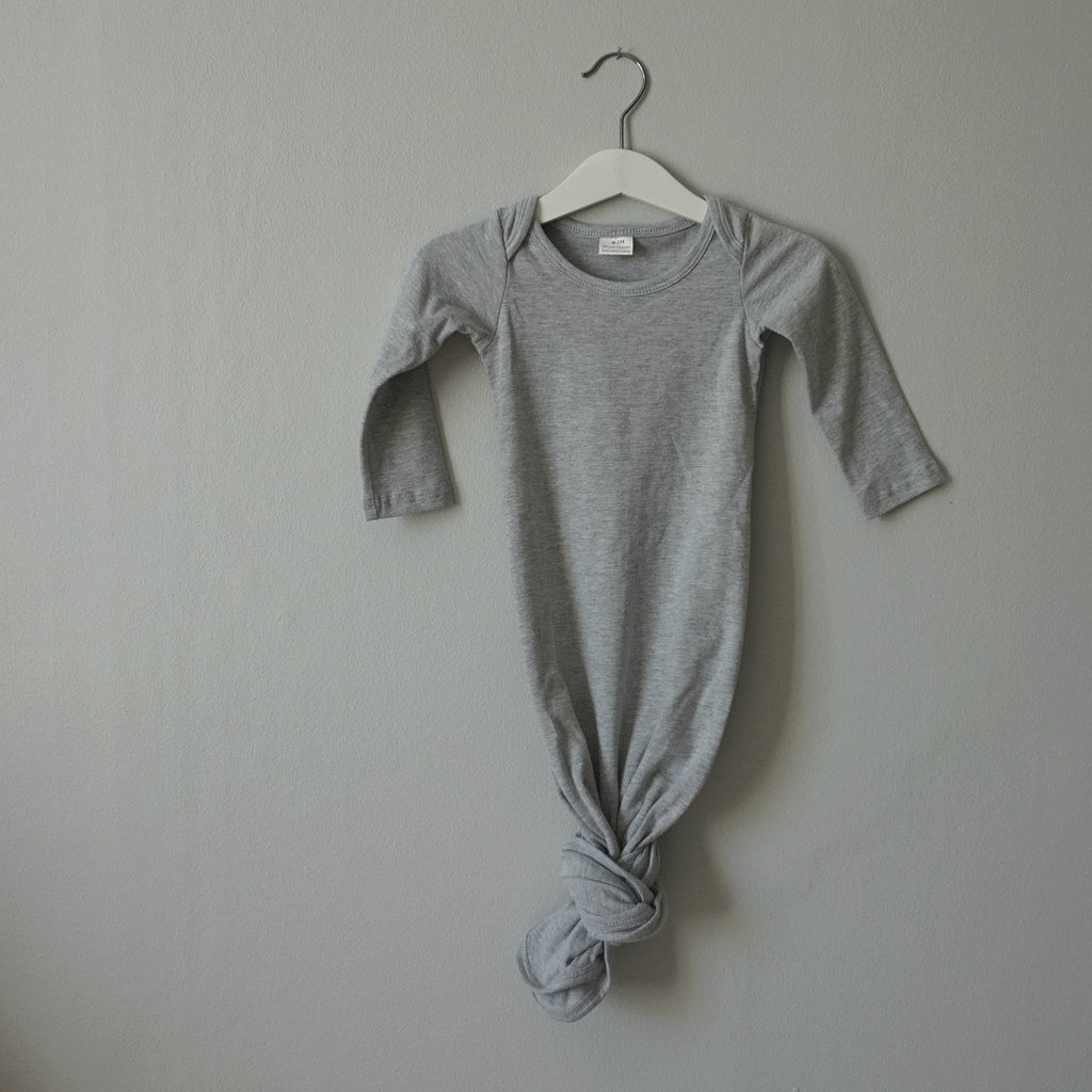 Sleep Suit - Grey