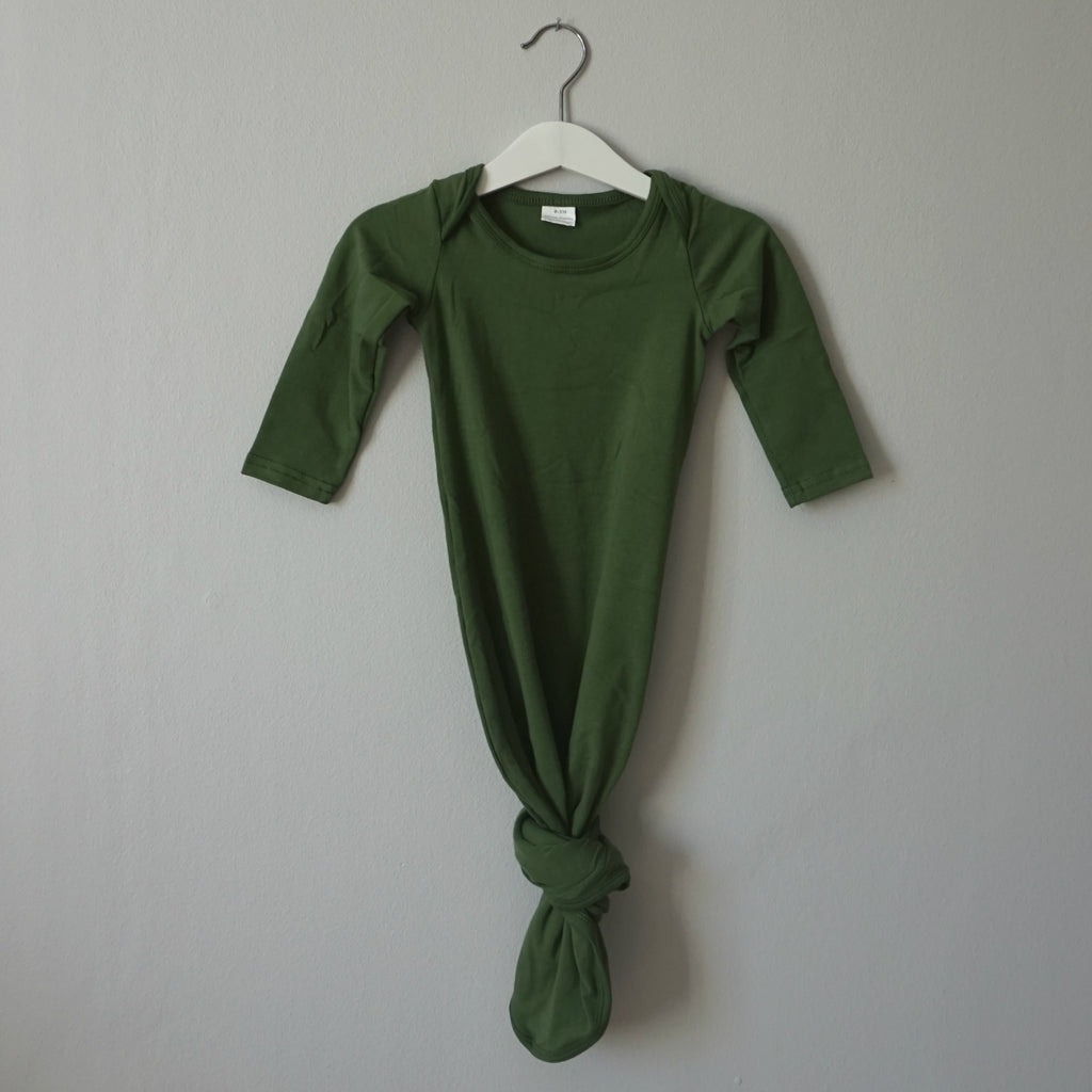 Sleep Suit - Green