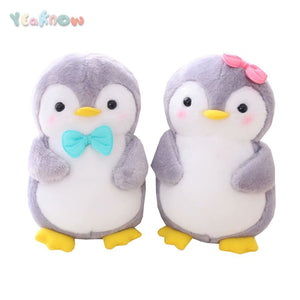 Yeaknow 25cm 45cm Penguin Plush Toys Soft Animal Cute Stuffed Dolls for Kids Children Birthday Christmas Gifts - Products & Products Store