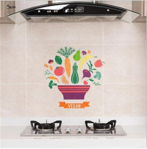 Transparent Self-adhesive Paper Stove High Temperature Oil Proof Kitchen Tile Oilproof  Waterproof Stickers .7z - Products & Products Store