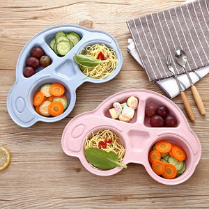 1pc Cartoon Small Chips Snacks Dishware Dishes  Children Dinner Plate Lovely Dish - Products & Products Store