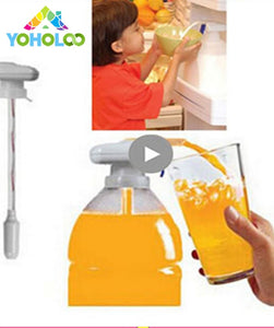 Magic Electric Tap Automatic Water/Drink Dispenser for Milk Juice Beer Spill Proof as seen on TV Beverage Dispenser for Party - Products & Products Store