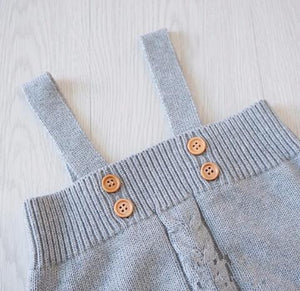 Baby Girls Jumpsuit Clothes Toddler Newborn Baby Rompers knitted baby Overalls Baby Rompers Princess Kids Clothes Rompers - Products & Products Store