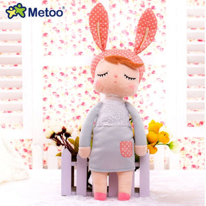 Metoo Doll Stuffed Toys Plush Animals Soft Kids Baby Toys for Girls Children Boys Toys Hobbies Kawaii Cartoon Angela Rabbit - Products & Products Store